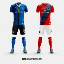BackToSerieA Kit Pisa Home Away