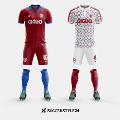 BackToSerieA Kit Reggiana Home Away