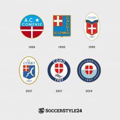 BackToSerieA Logo Como Storia