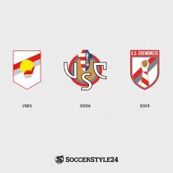 BackToSerieA Logo Cremonese Storia