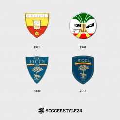 BackToSerieA Logo Lecce Storia