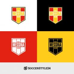BackToSerieA Logo Messina Paletta Colori