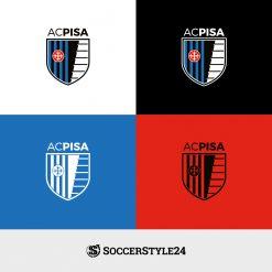 BackToSerieA Logo Pisa Paletta Colori