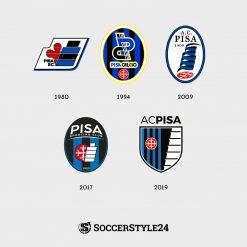 BackToSerieA Logo Pisa Storia