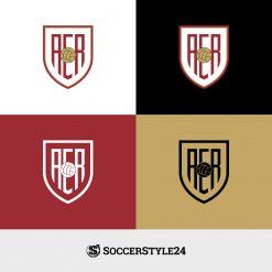 BackToSerieA Logo Reggiana Paletta Colori