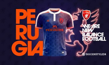 BackToSerieA Maglia Perugia Away Visual
