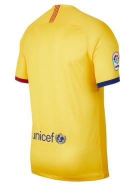 Barcellona maglia away 2019-20 Nike