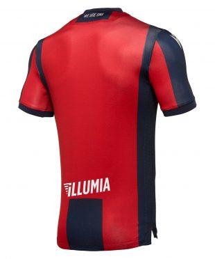 Prima maglia Bologna 2019-20 retro
