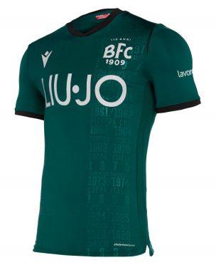 Terza maglia Bologna verde 2019-2020