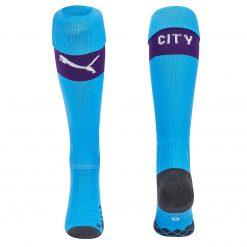 Calze celesti Manchester City 2019-20