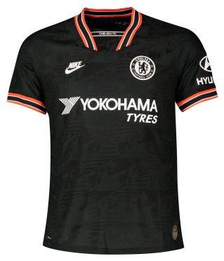 Terza maglia Chelsea 2019-2020 nera