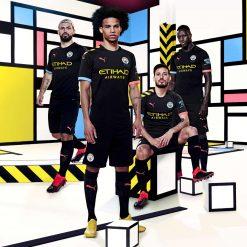 Kit away Manchester City 2019-20