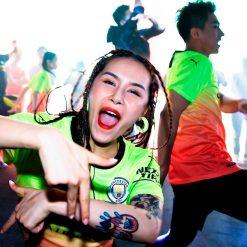 Evento Puma-City a Shanghai