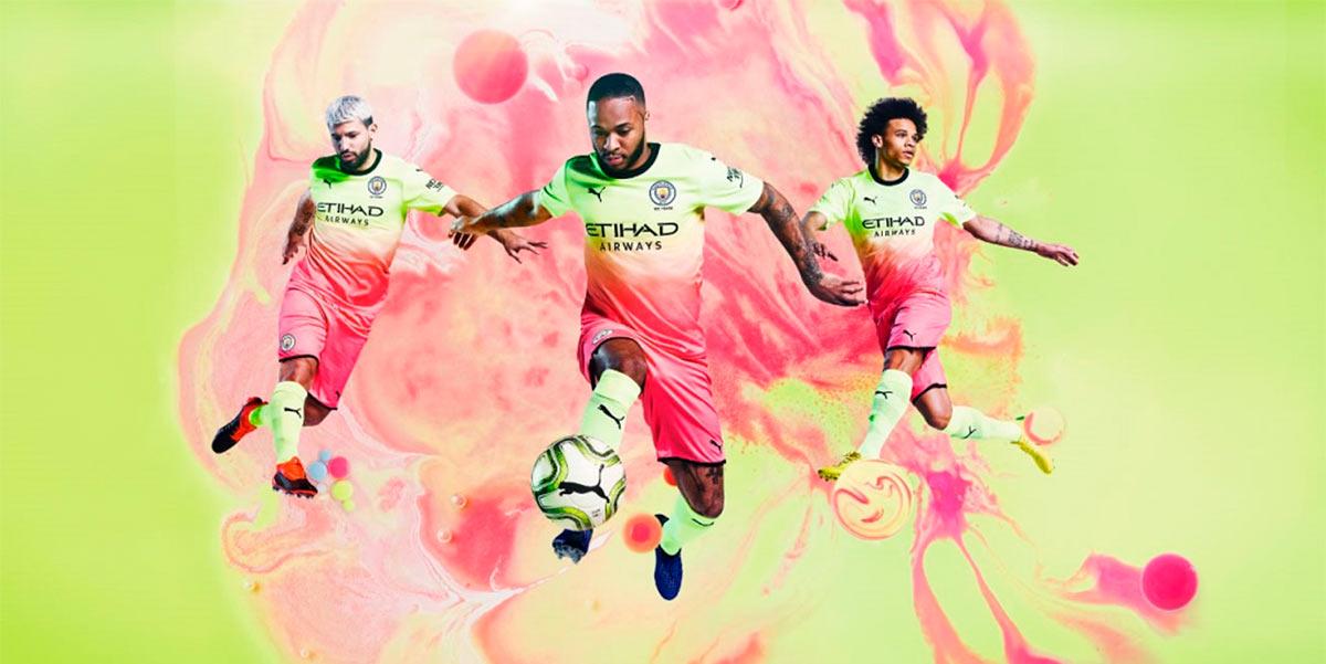 Terza divisa Manchester City