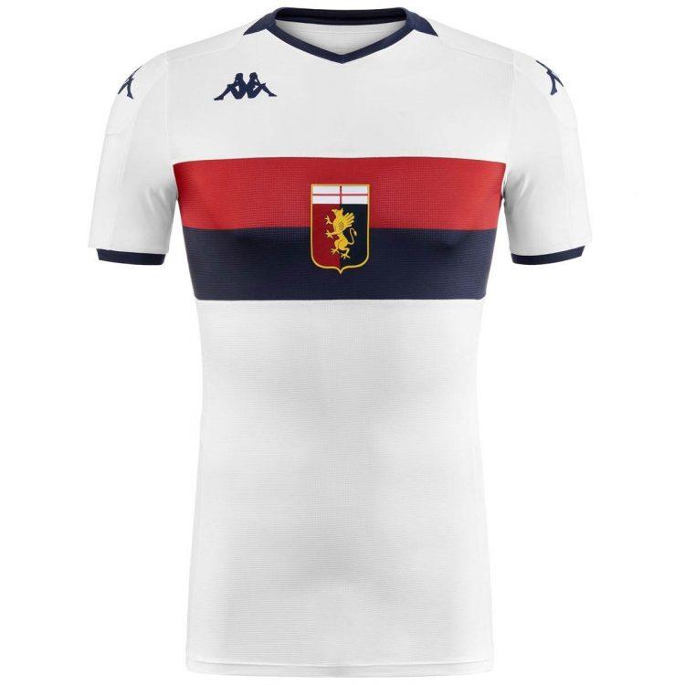 Genoa seconda maglia 2019-2020 Kappa