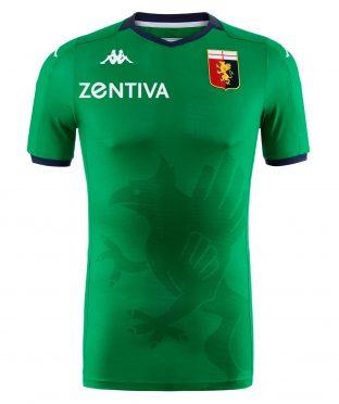 Maglia portiere Genoa verde 2019-2020
