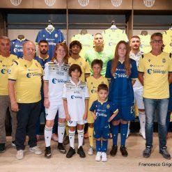 Divise Hellas Verona 2019-2020