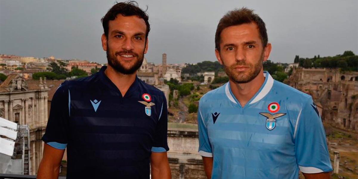 Le nuove maglie della Lazio 2019-2020