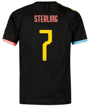 Maglia City trasferta - Sterling 7