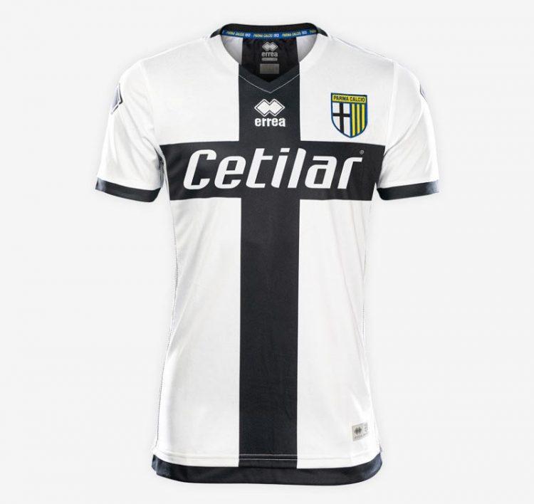 Maglia Parma 2019-2020 Erreà