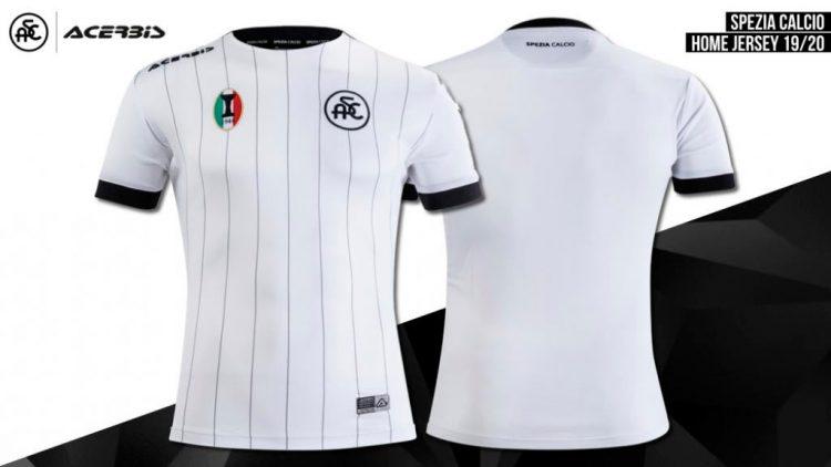Maglia Spezia 2019-2020 Acerbis