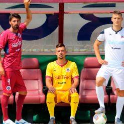 Maglie Cittadella Mizuno Serie B