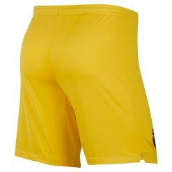 Retro calzoncini Barcellona gialli