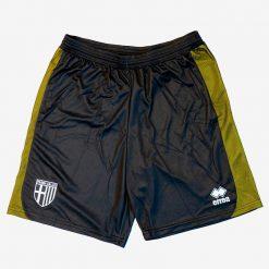 Pantaloncini neri Parma terza divisa