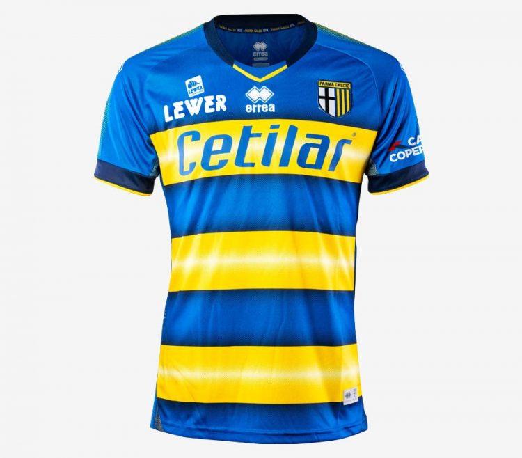 Seconda maglia Parma 2019-2020