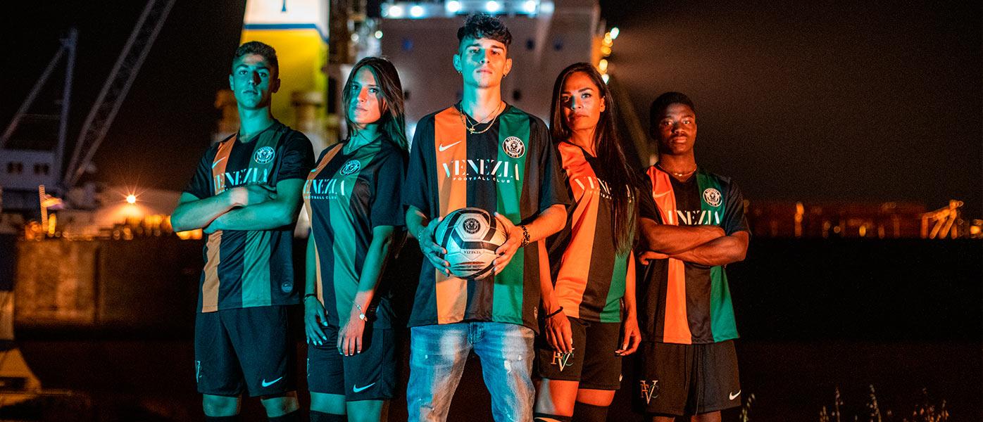 La nuova maglia del Venezia 2019-2020