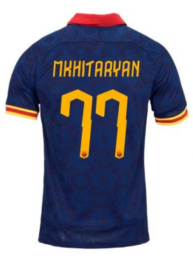 Maglia Roma third Mkhitaryan 77