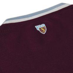 Logo 100 anni Salernitana retro maglia
