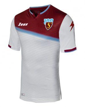 Seconda maglia Salernitana 2019-2020 bianca