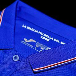 Colletto a polo Sampdoria maglia