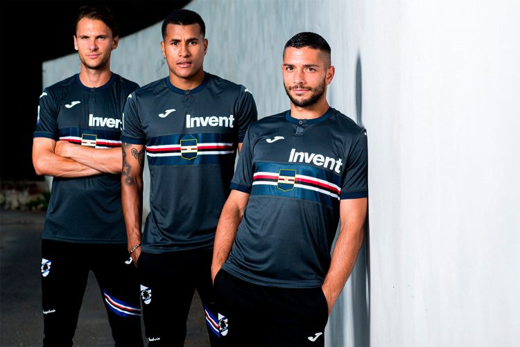 Terza maglia Sampdoria 2019-2020