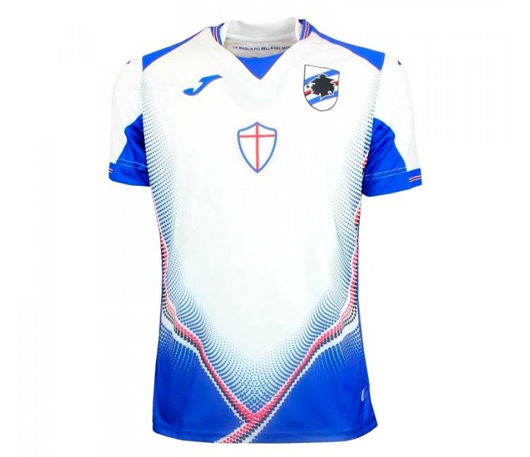 Seconda maglia Sampdoria 2019-2020