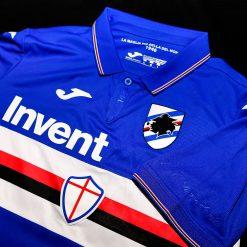 Dettagli maglia Sampdoria 2019-2020 Joma