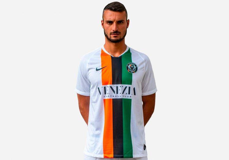Seconda maglia Venezia 2019-2020 bianca