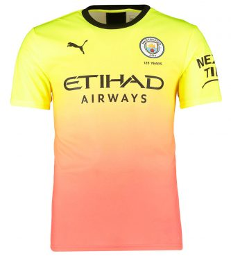 Terza maglia Manchester City 2019-20