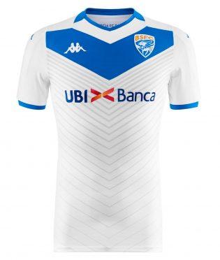 Seconda maglia Brescia 2019-2020 bianca