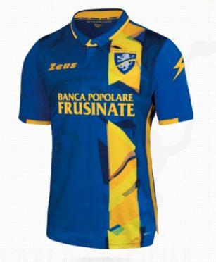 Seconda maglia Frosinone 2019-2020 blu