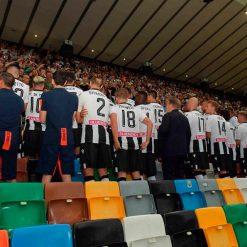 Font Udinese prima maglia