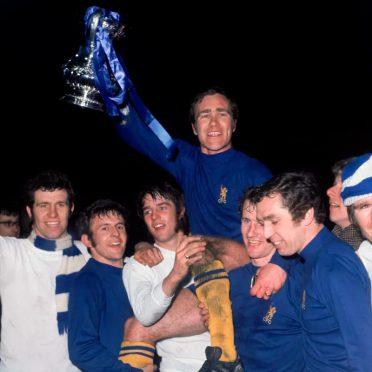 Chelsea 1970 vittoria FA Cup