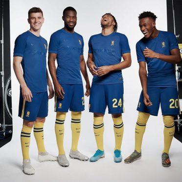 Divisa Chelsea speciale FA Cup