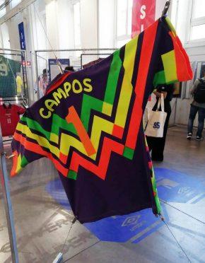 Maglia elettrica Campos