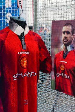 Maglia Manchester United - Cantona