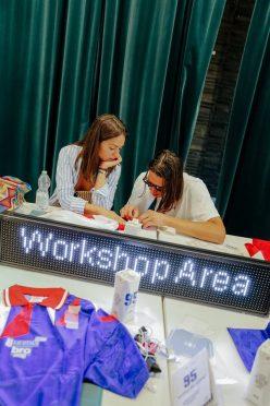 Umbro Workshop