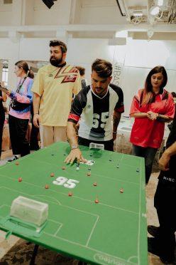 Torneo Subbuteo mostra Umbro