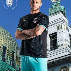 Seconda maglia Austria 2020