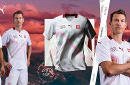 La nuova maglia della Svizzera 2020 Puma